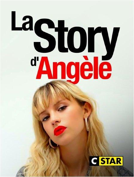 """Le documentaire """"La Story d'Angèle"""" sera diffusé le mardi 22 décembre 2020 à 21h sur CSTAR"""