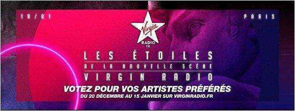 19/01/2021 - Clara Luciani dans Les étoiles de la nouvelle scène Virgin Radio