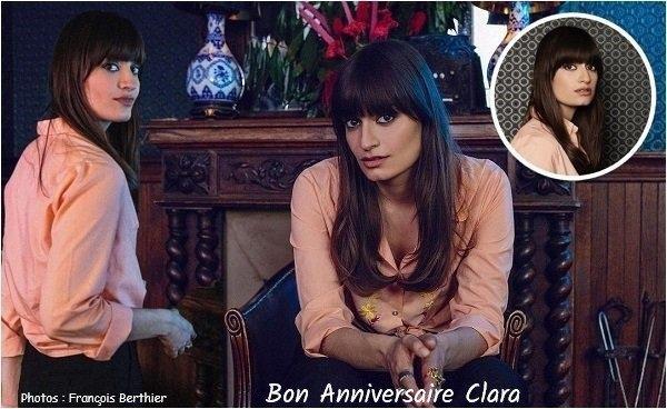 10/07/2021 - Clara Luciani fête aujourd'hui ses 29 ans 🍰