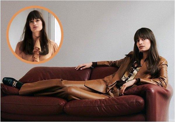 """L'album """"C½ur"""" de Clara Luciani est certifié disque d'or en seulement 3 semaines 📀 + Clara Luciani est en couverture du magazine Vanity Fair pour le mois de Juillet 2021."""