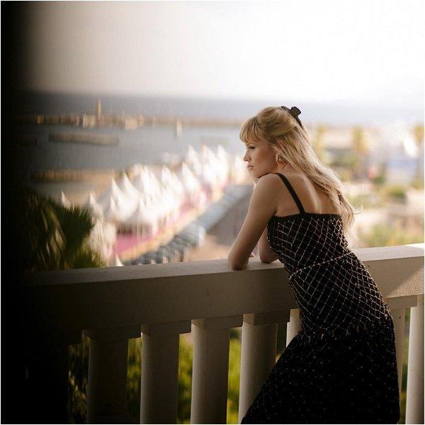 07/2021 - Angèle était à la 74ème édition du Festival de Cannes
