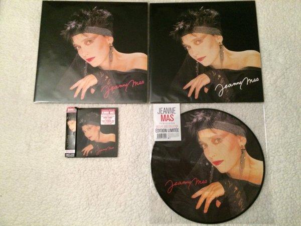Jeanne Mas - Premier album