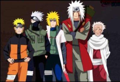 Naruto kakashi minato jiraya sarutobi pat du 92i - Image de naruto akkipuden ...