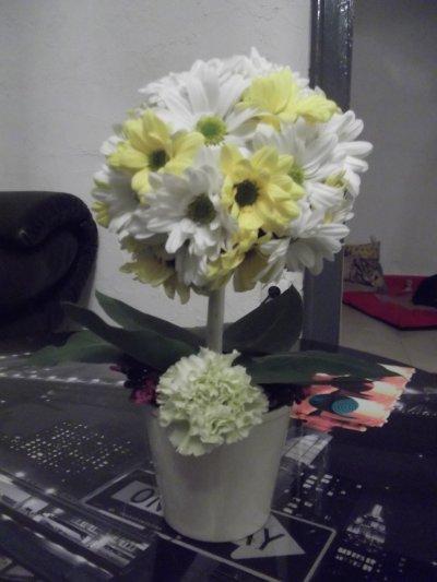 Compo Fleurs nouvelle !