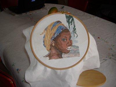 l'africaine de Marie Coeur