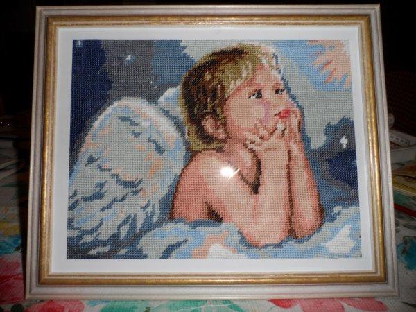 un petit ange