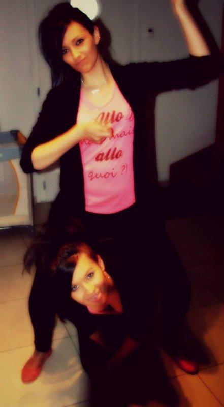 Vanessa & moi <3