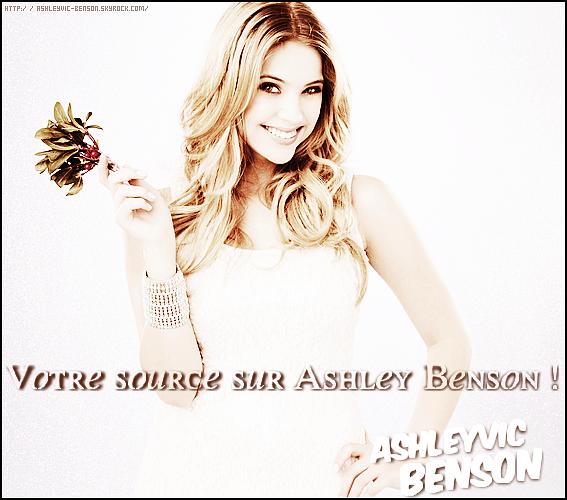 ASHLEYVIC-BENSON.SKYROCK.COM Ta source sur la pétillante Ashley Victoria Benson !