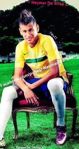 un bg ce neymar