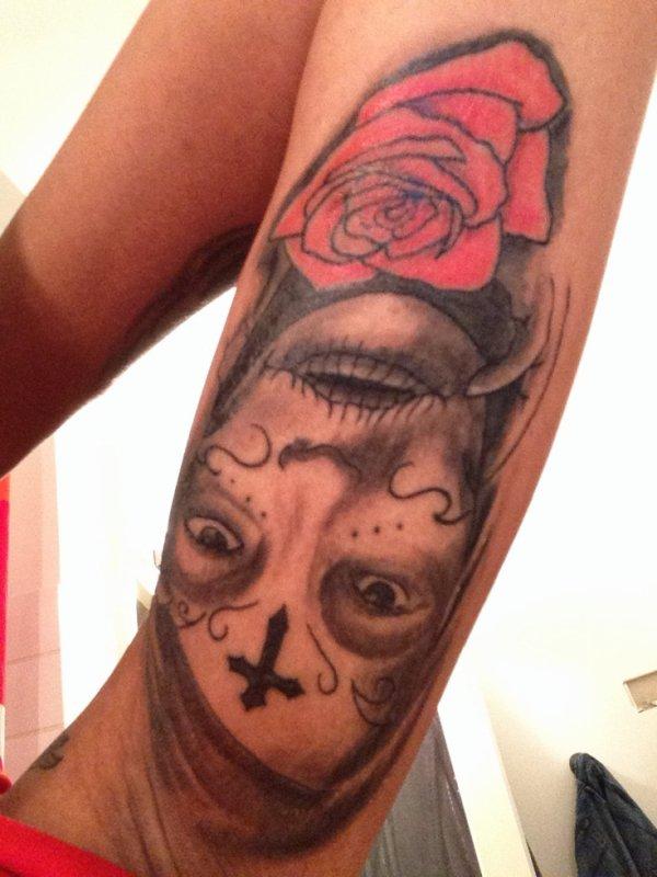 Mon 5ème Tatouage