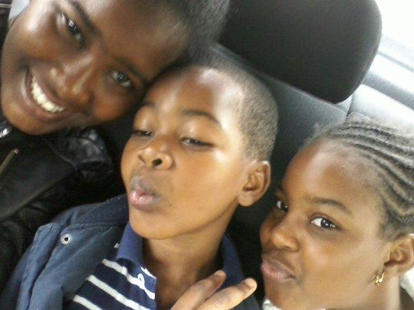 Moi, mon frère et ma soeur