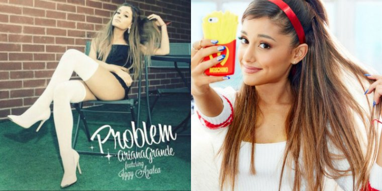 *Get the Look n° 1*  Ariana Grande !