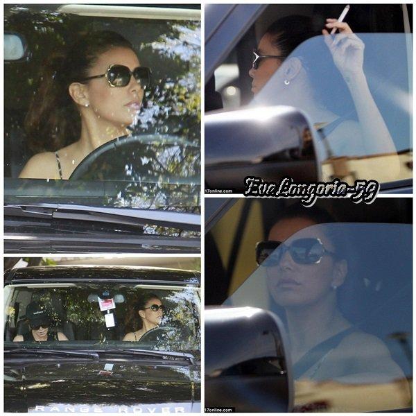 Eva Longoria le 18 Août 2013
