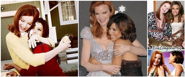 Eva Longoria & Desperate Housewives