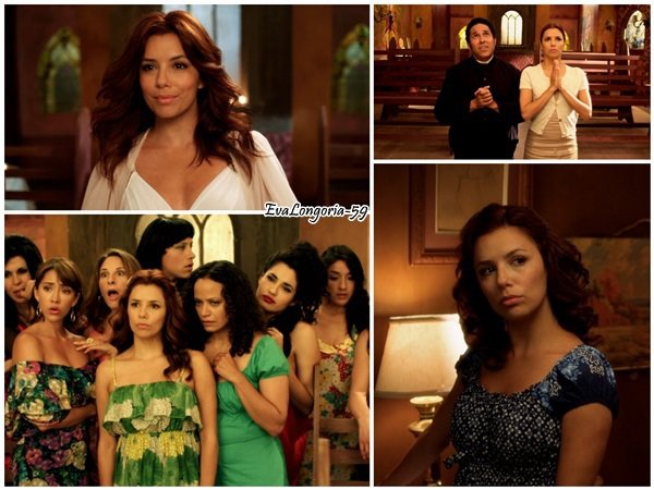 Eva Longoria & Without Men