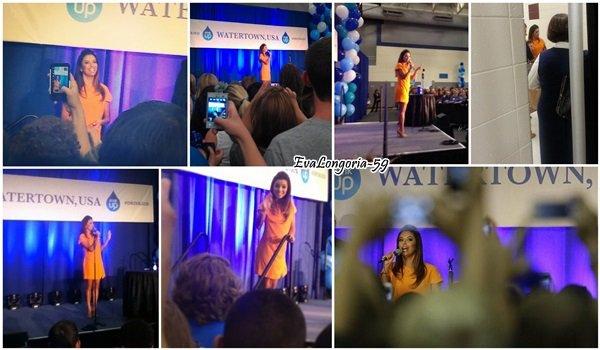 Eva Longoria le 12 Septembre 2013