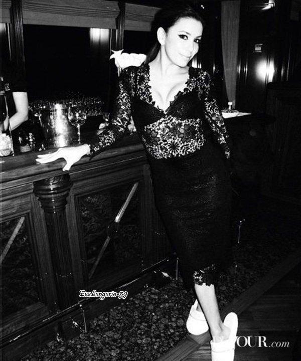 Eva Longoria - Du Jour Magazine