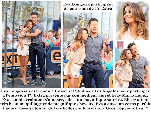 Eva Longoria le 20 Septembre 2013
