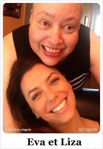 Eva Longoria le 22 Septembre 2013