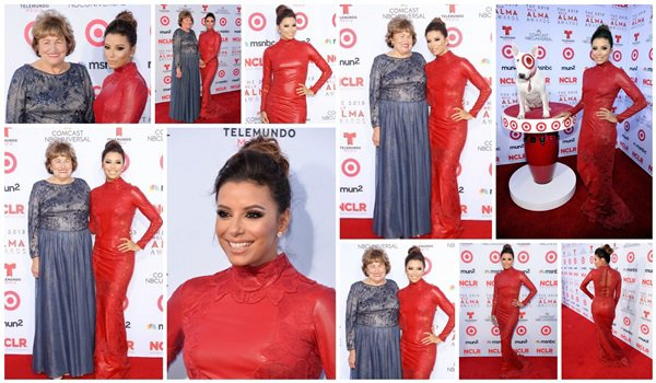 Eva Longoria - Red Carpet - 27/09/2013