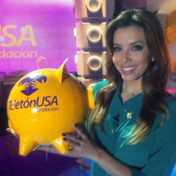 Eva Longoria . 26/12/2013