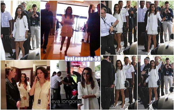 Eva Longoria . 16/05/2014