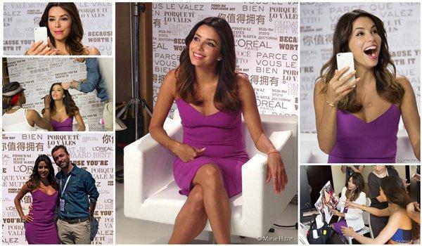 Eva Longoria . 18/05/2014