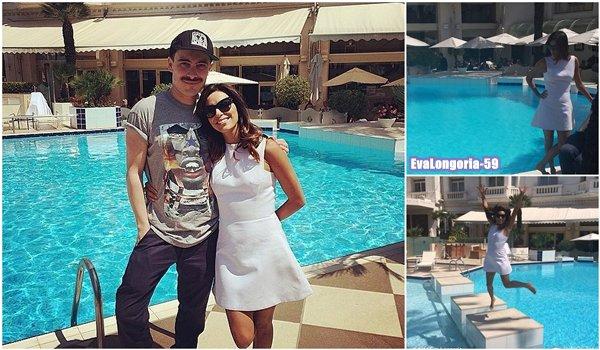 Eva Longoria . 20/05/2014