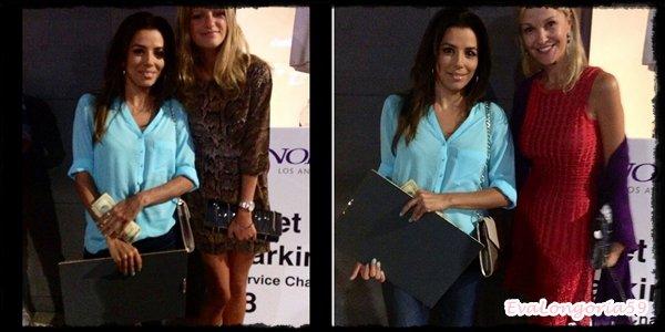 Eva Longoria . Août 2013 (3)