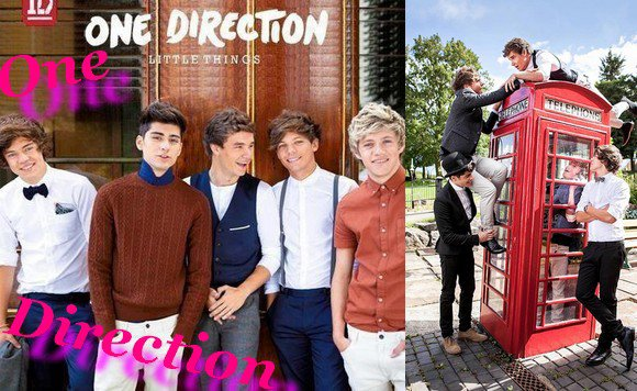 Little Things- 4 Days T Go.