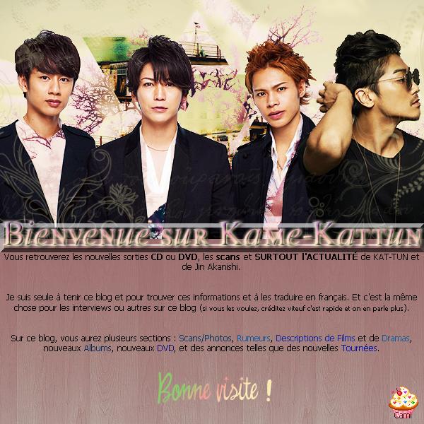 Bienvenue sur le blog de Kame-KATTUN
