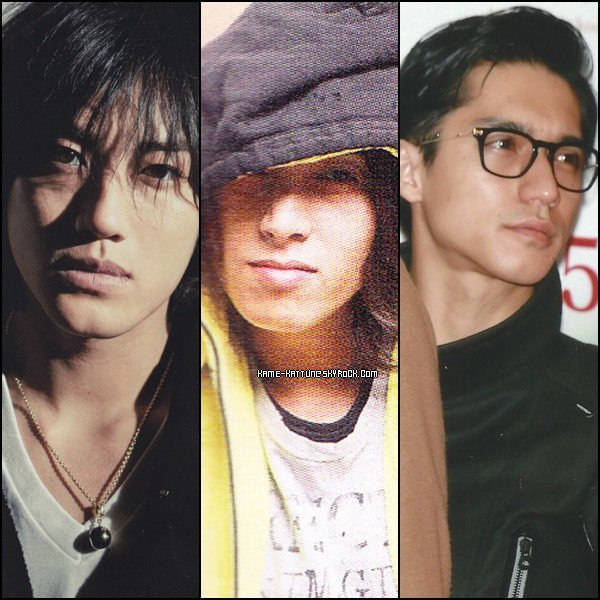 #Rumeur → Akanishi Jin