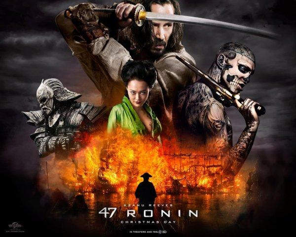 #Movie → Jin Akanishi : 47 RONIN