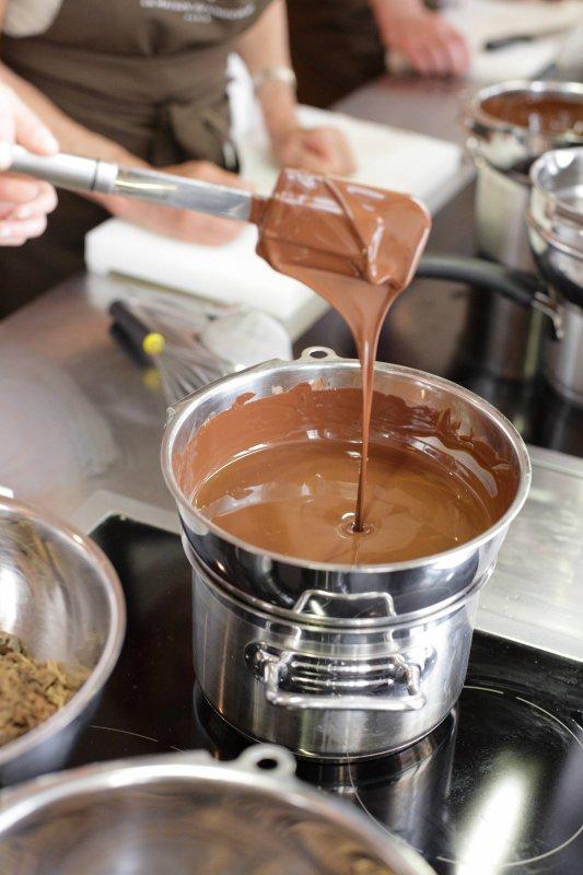 Atelier Chocolat !