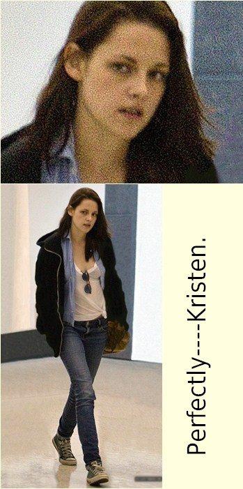 O1/11/1O     Kristen arrivée à l'aéroport de Nouvelle-Orléans.