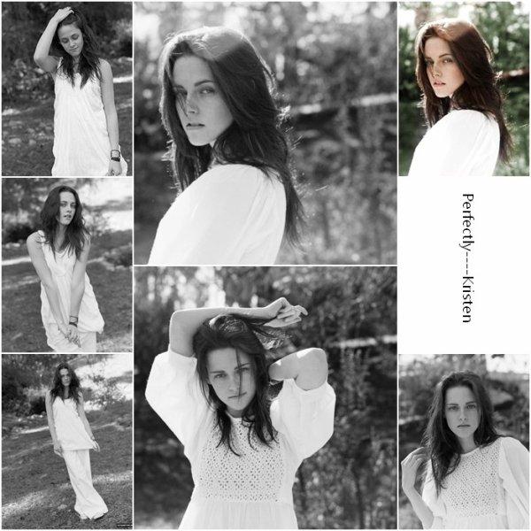 Retour sur un Photoshoot  datant de 2007  pour Cosmo Girl. L'un des plus beaux pour moi, mêlant Pureté, Légéreté, Naturel & Beauté : )