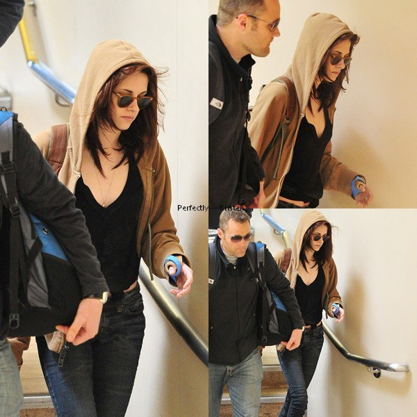 Aéroport de Los Angeles  |  18.02.11