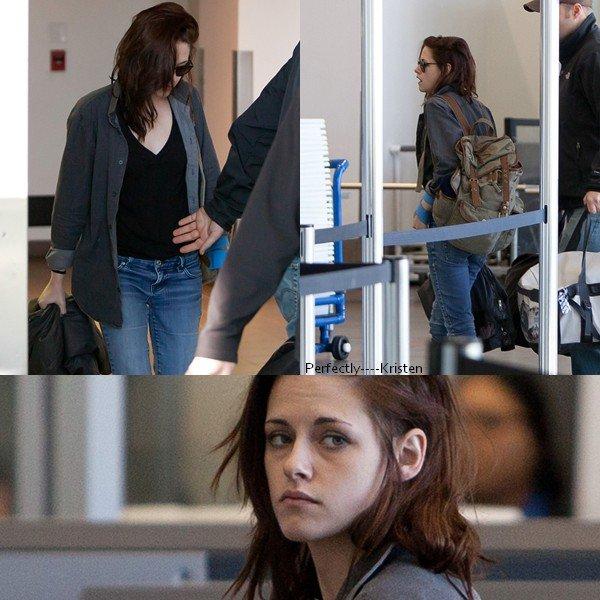 27/02 : Aéroport de L.A. (direction Vancouver)