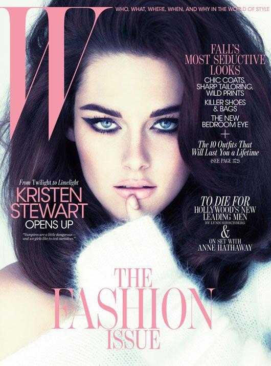 W magazine - september 2011.