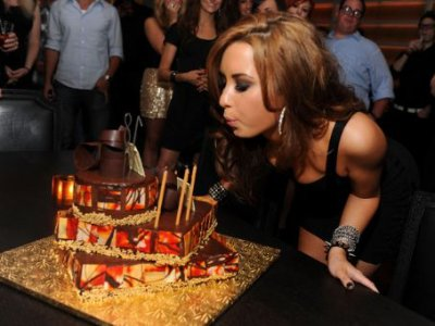 anniversaire Demi .