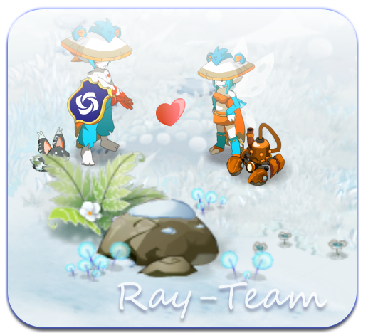 Ray-team sur lily