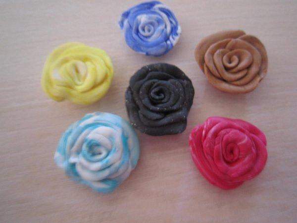 Encore des roses, Bagues