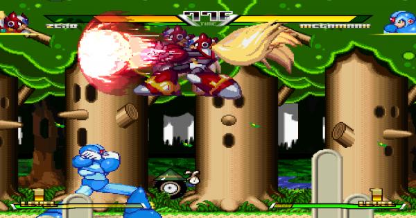 Legend of Fighters Jeu de combat réalisé en 2017