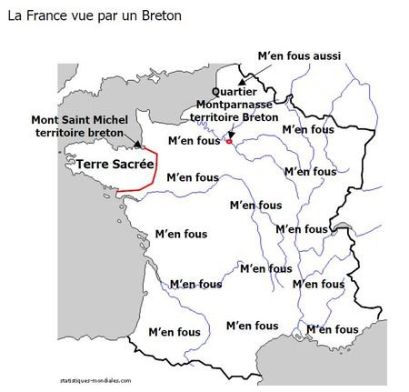 * * * LA FRANCE * * *