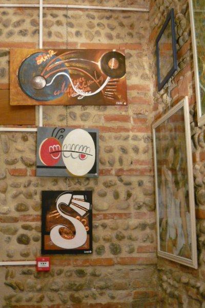 expo des artistes amateurs, Croix-Daurade, Toulouse