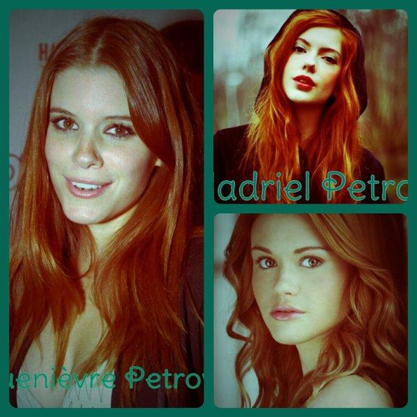 Les Soeurs Petrova ...