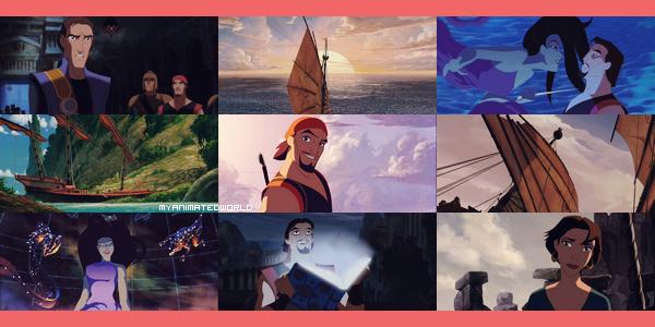 Sinbad: Legend of the Seven Seas.