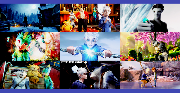 10 | Rise of the Guardians.