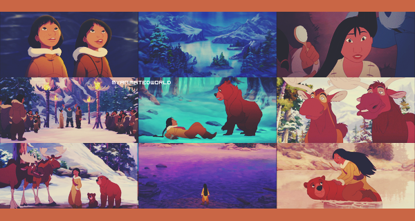 11 | Brother Bear 2.