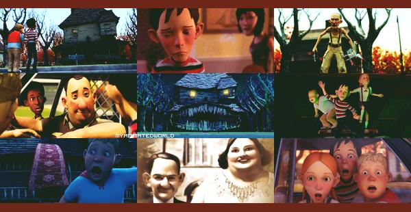 40 || Monster House